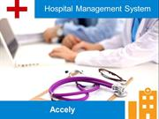 Hospitality Management System by Accely