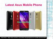 Latest Asus Mobile Phone