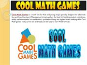 Cool Math Games, fun Cool Math Games