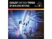 Coolest Car Tech Trends of 2016 (and Beyond)