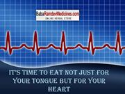 It's Time to eat not just for your tongue but for your Heart