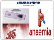 Anaemia: An Overview