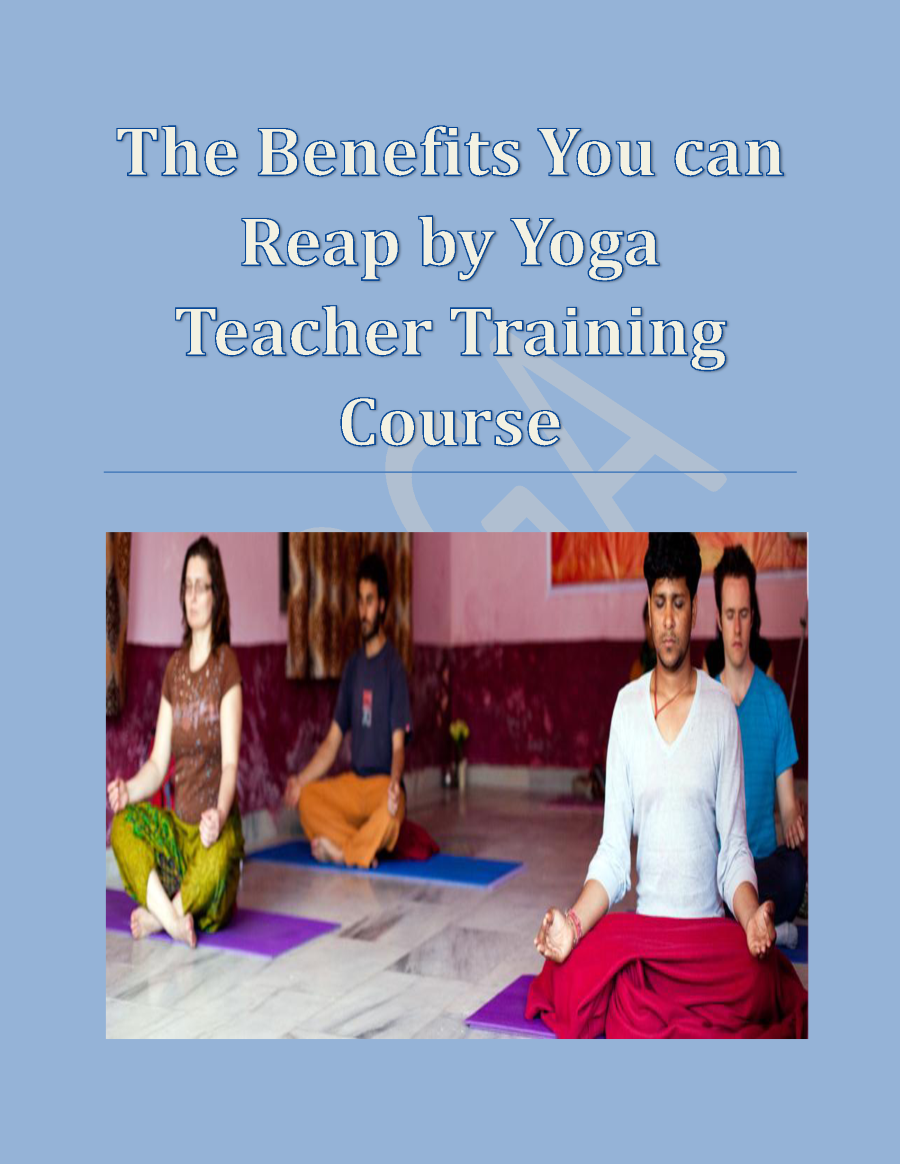 Collaborative Teaching Reaping The Benefits : The benefits you can reap by yoga teacher training course