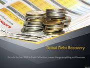 Dubai Debt Recovery -debt Collection
