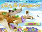 THE DUCK AND THE KANGAROO PPT