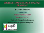 Oracle Apps FINANCE Online Training in USA