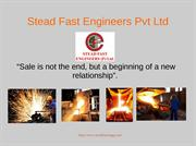 Stead Fast Engineers -  Induction Furnace manufacturers in India