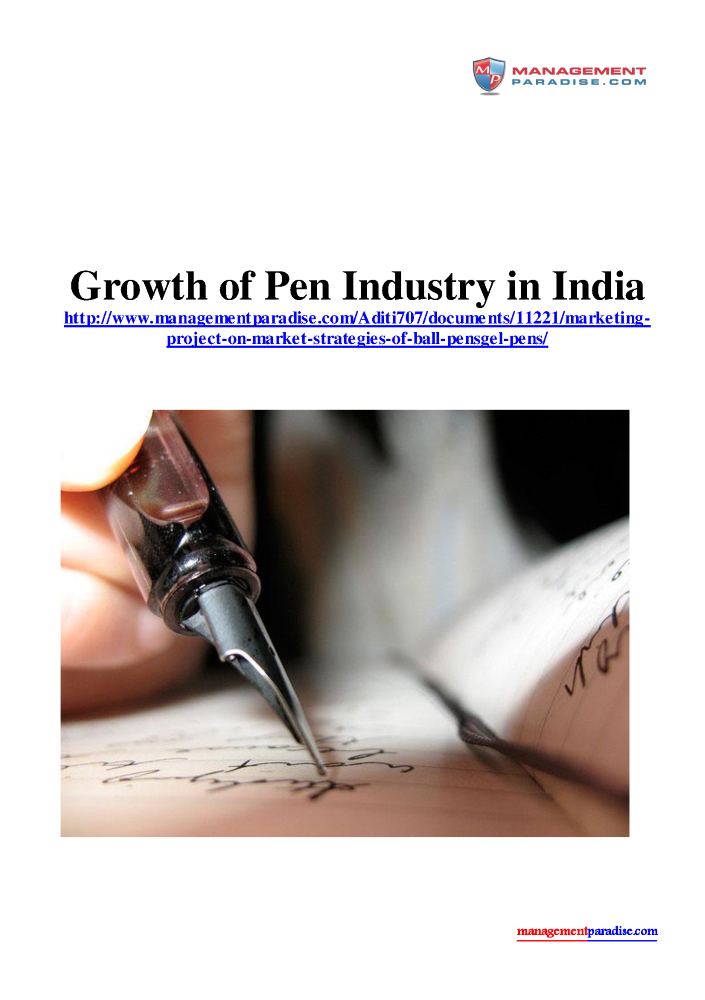 pen industry in india Exporters of ball pens india, manufacturers of gel pens india, writing pens manufacturer, school stationery suppliers, office stationery manufacturer major.