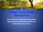 Orange County Wealth Management