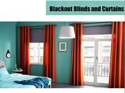Blackout Blinds and Curtains