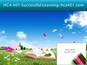 HCA 401 Innovative Educator/hca401dotcom