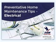 When to Hire Kansas City Home Electrical Repair Services