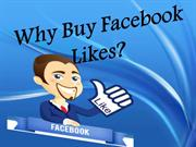 Why Buy Real Facebook Likes