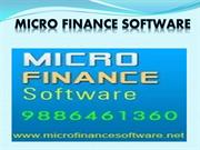 NBFC Software, Loan Software, Co-Operative Software, Pigmy Software, M