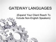 Expand Your Client Reach To Include Non-English Speakers