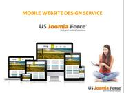 Joomla Mobile Web Design - US Joomla Force