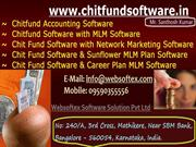 MLM Software, Chit Fund Software, Banking Software, HR Software, Taxi