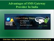 SMS Gateway Provider In India
