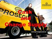Cash and Change Supply