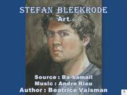 STEFAN  BLEEKRODE - Art