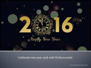 celebrate new year with firstluxurysite