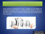 Get the Best Hearing Aids in Luton for a Better Hearing Experience