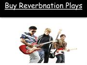 Get ReverbNation Plays – Authentic And Real Plays