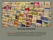 Get the Best Greeting Cards