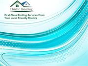 Roofing Services Stirling