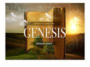 Getting to grips with Genesis - God the Creator