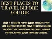 Cheapest Places in the World to Travel