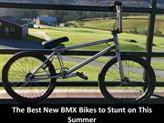 The Best New BMX Bikes to Stunt on This Summer