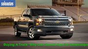 Buying A Truck: Why One Should Opt For Dealerships?