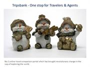 One stop for Travelers & Agents - Tripsbank