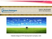 Website Design PHP Development Company USA