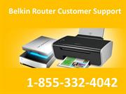 Belkin Router Tech Support Number 1-855-332-4042 Belkin Router Custome