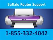 Buffalo Router Tech Support Number 1-855-332-4042 Buffalo Router Custo