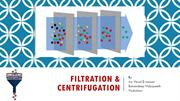 Filtration and centrifugation By VDR