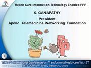 Healthcare with IT Enabled PPP