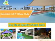 Shade Matters Best Place to Buy Shade Sails