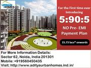 Affordable Apartments in Aditya Urban Homes Call +91 9560450435