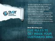 5 RULES TO GET INDSIDE YOUR CUSTOMERS MIND - SMART OUTDOOR ADVERTISING