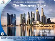 Challenges in Implementing EMR: The Singapore Story