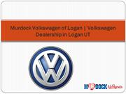 Murdock Volkswagen of Logan | Volkswagen Dealership in Logan UT