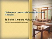 Choose Best Cleaning Companies Melbourne | Call Us : 1300285518