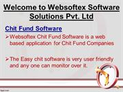 Chit Fund Software, Money Chit Fund Software, Chit Fund Software, Chit
