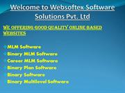MLM Software, Binary MLM Software, Career MLM Software, Binary Plan So