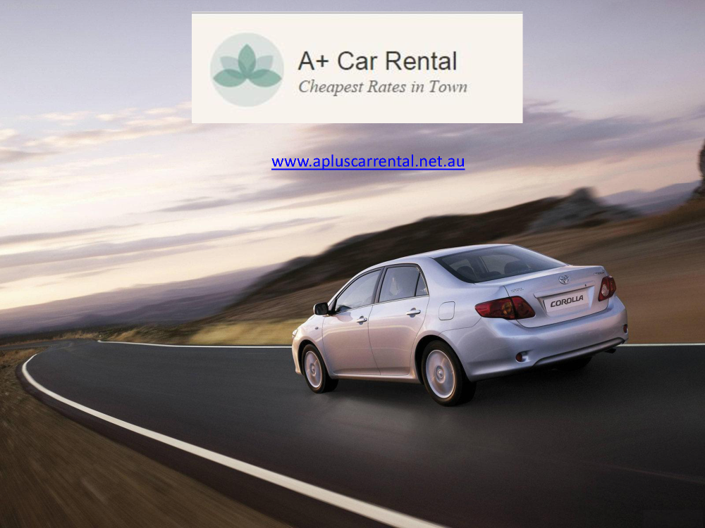 Cheap car rentals melbourne cbd
