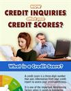 How Credit Inquiries Affect Your Credit Scores?