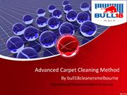 Steam  & Dry Carpet Cleaning Services In Melbourne